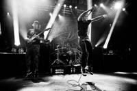 2012-11-21 - Parkway Drive spelar på Debaser Medis, Stockholm