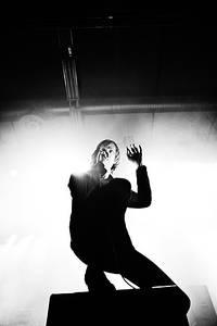 2012-12-08 - Refused spelar på Annexet, Stockholm