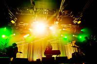 2013-08-08 - Beach House spelar på Way Out West, Göteborg