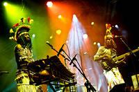 2013-08-09 - Ben Zabo spelar på Way Out West, Göteborg
