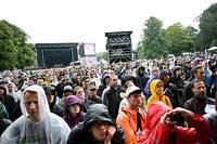 2013-08-10 - Phosphorescent spelar på Way Out West, Göteborg