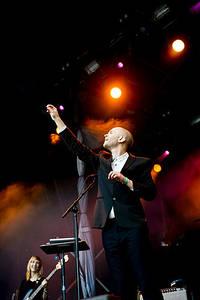 2013-08-31 - Jens Lekman performs at Popaganda, Stockholm