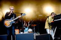 2013-08-31 - Hot Chip performs at Popaganda, Stockholm
