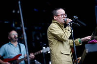 2013-08-31 - Hot Chip performs at Popaganda, Stockholm