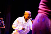 2014-10-31 - Ethiocolor performs at Nalen, Stockholm