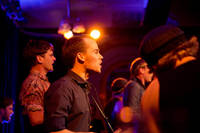 2014-10-31 - Music is the weapon spelar på Nalen, Stockholm