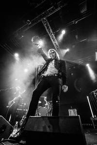 2014-12-19 - Thomas Stenström performs at Pustervik, Göteborg