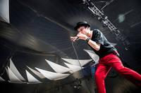 2015-07-04 - Thåström performs at Roskildefestivalen, Roskilde