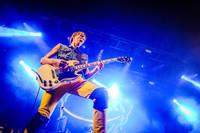 2015-08-08 - Turbonegro spelar på Getaway Rock, Gävle