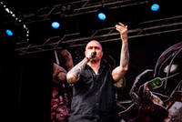 2016-07-16 - Aborted performs at Gefle Metal Festival, Gävle