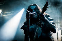 2016-07-16 - Abbath performs at Gefle Metal Festival, Gävle