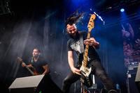 2016-07-16 - Aborted spelar på Gefle Metal Festival, Gävle