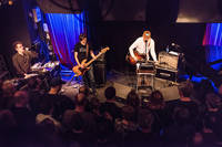 2017-02-25 - Lambchop performs at Fasching, Stockholm