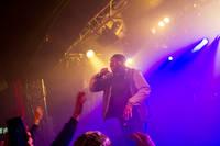 2017-04-02 - KRS-One performs at Debaser Hornstulls Strand, Stockholm