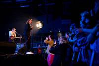 2017-04-08 - Thomas Stenström performs at Agnebergshallen, Uddevalla