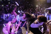 2017-04-14 - Spice spelar på Kraken, Stockholm