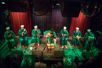 2017-04-16 - The Master Musicians of Jajouka performs at Fasching, Stockholm