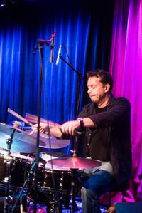 2017-04-24 - Daniel Karlsson Trio performs at Fasching, Stockholm