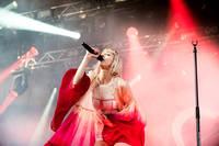 2017-06-02 - Veronica Maggio performs at Gröna Lund, Stockholm
