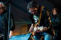 2017-06-02 - Eddy Malm Band spelar på Muskelrock, Alvesta