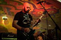 2017-06-03 - Condenados spelar på Muskelrock, Alvesta