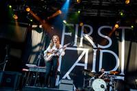 2017-06-19 - First Aid Kit performs at Gröna Lund, Stockholm