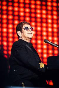 2017-07-02 - Elton John performs at Gröna Lund, Stockholm