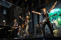 2017-07-19 - GES spelar på Slottsruinen, Borgholm