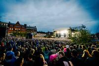 2017-07-28 - Per Gessle performs at Storsjöyran, Östersund