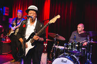 2017-08-03 - Beverly Guitar Watkins & the King Bees performs at Fasching, Stockholm