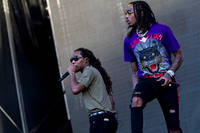 2017-08-10 - Migos performs at Way Out West, Göteborg