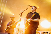 2017-08-10 - Pixies performs at Way Out West, Göteborg