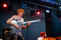 2017-08-11 - Thee Oh Sees performs at Way Out West, Göteborg