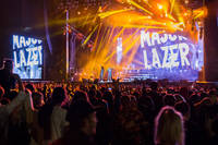 2017-08-11 - Major Lazer performs at Way Out West, Göteborg