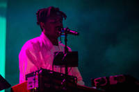 2017-08-11 - Sampha performs at Way Out West, Göteborg