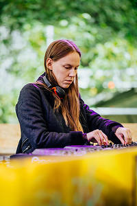 2017-08-12 - Malin Wester performs at Way Out West, Göteborg