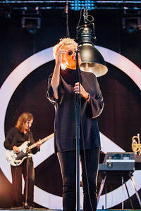 2017-08-12 - Eva Dahlgren performs at Way Out West, Göteborg