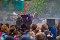 2017-08-12 - Cashmere Cat performs at Way Out West, Göteborg