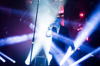 2017-09-09 - The Sisters of Mercy spelar på Arenan, Stockholm