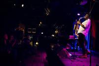 2017-09-09 - Soweto Kinch spelar på Fasching, Stockholm