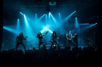 2017-09-30 - Necrophobic spelar på Mörkaste Småland, Hultsfred