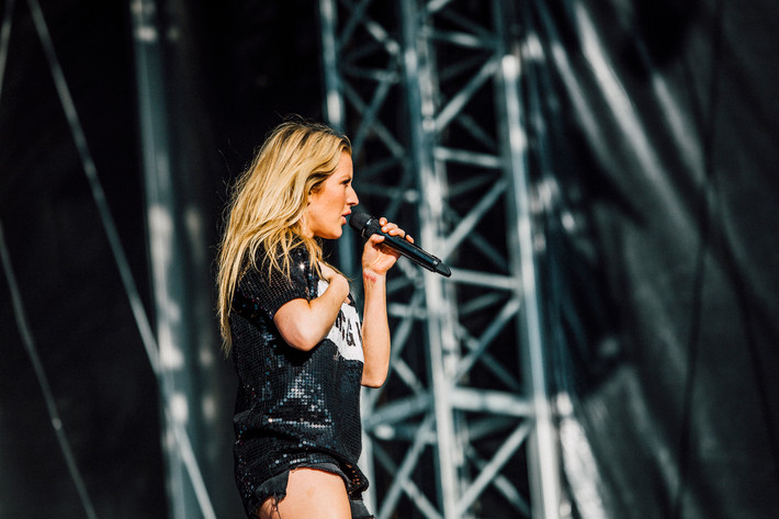 Ellie Goulding Panorama Bravalla Norrkoping Rockfoto Nu